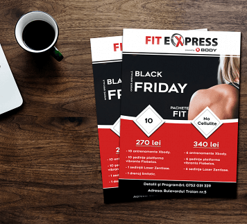 Flyer Fit Express